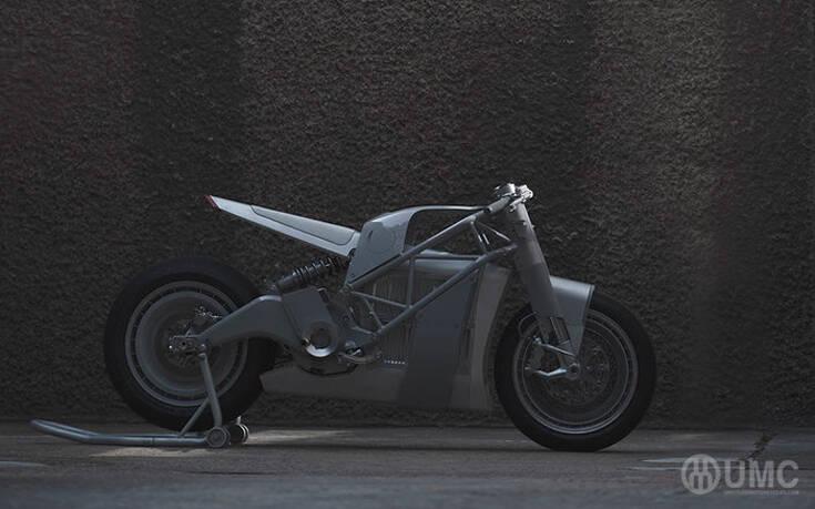 Η Untitled Motorcycles σε ένα γλυπτό από αλουμίνιο – Newsbeast