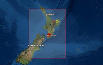 Ισχυρός σεισμός ταρακούνησε την Νέα Ζηλανδία