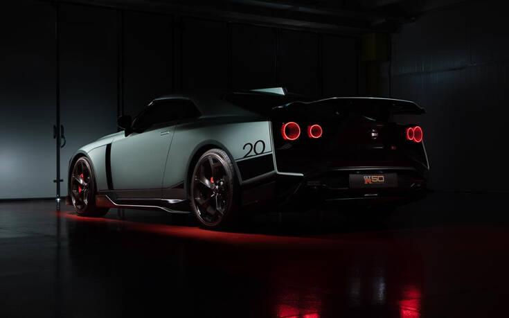 Κυκλοφόρησε το GT-R 50 του 1 εκατομμυρίου – Newsbeast