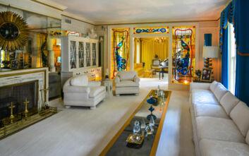 Με λιγότερους επισκέπτες και μάσκες το άνοιγμα της Graceland του Έλβις Πρίσλεϊ