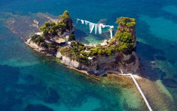 Τέσσερα ελληνικά σημεία στους πιο παραδεισένιους προορισμούς της Ευρώπης