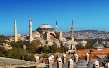 Σίγουρος ο τουρκικός Τύπος ότι η Αγιά Σοφιά θα γίνει τζαμί: «Το ΣτΕ ακυρώνει την απόφαση του 1936»