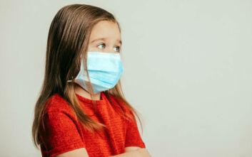 Πόσο επικίνδυνη είναι η μάσκα για παιδιά κάτω των 2 ετών