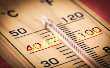 Καιρός: Καμίνι η Ελλάδα - Έσπασε όλα τα ρεκόρ η θερμοκρασία