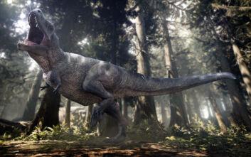 Να γιατί ο Τυραννόσαυρος Ρεξ είχε μακριά πόδια