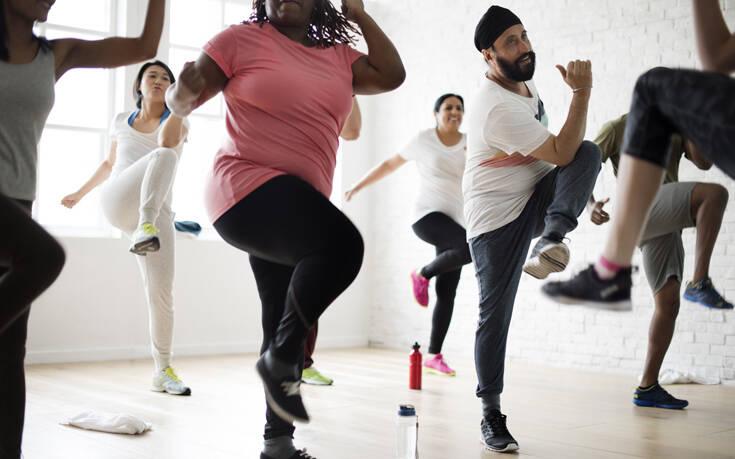 Με ποιες ασκήσεις στα γυμναστήρια μπορείς να κολλήσεις κορονοϊό