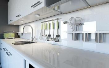 Πώς να αποκτήσετε καθαρούς και οργανωμένους πάγκους κουζίνας