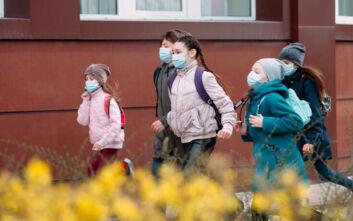Τσιόδρας: Η εξήγηση γιατί τα παιδιά κινδυνεύουν λιγότερο από τον κορονοϊό βρίσκεται στη μύτη τους