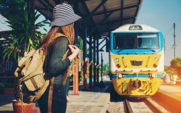 Νέα δεδομένα στα ταξίδια με τρένο έφερε ο κορονοϊός