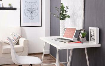 Πώς να ομορφύνετε τον χώρο εργασίας στο σπίτι