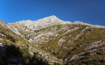 Ζας, το θεϊκό βουνό της Νάξου