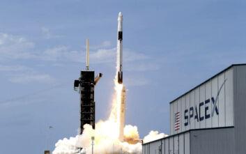 Εκτοξεύτηκε η επανδρωμένη αποστολή προς τον Διεθνή Διαστημικό Σταθμό