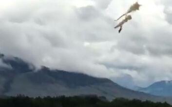 Τραγωδία στον Καναδά, μέλος της Πολεμικής Αεροπορίας σκοτώθηκε σε συντριβή αεροσκάφους επιδείξεων