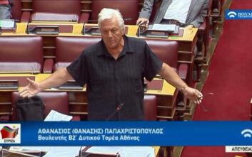 Παπαχριστόπουλος: Ενδεχομένως αποκτήσαμε ανοσία απ' τον κορονοϊό λόγω των Κινέζων που ζουν στην Ελλάδα