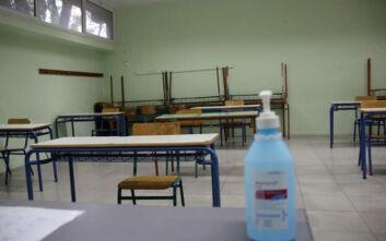 Οι μαθητές της Γ΄ Λυκείου όλης της χώρας επέστρεψαν στις τάξεις