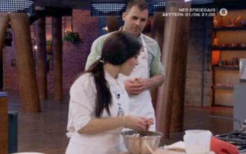 MasterChef 4: Οικογενειακή… μουρμούρα στη κουζίνα - «Φύγε από 'δω, θα φας μπάτσα!»