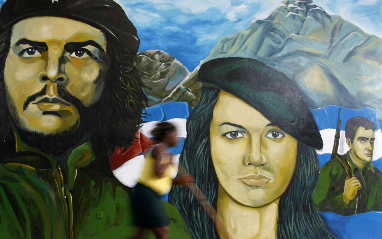 Η γυναίκα με το αγγελικό πρόσωπο που εκδικήθηκε για τη δολοφονία του Τσε