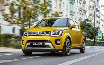 To Suzuki Ignis Hybrid ανανεώθηκε και εντυπωσιάζει