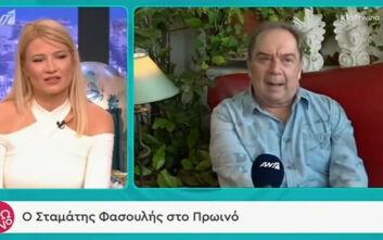 Σταμάτης Φασουλής για Κωνσταντίνα Σπυροπούλου: Δεν είναι κακών προθέσεων, είναι αφελής