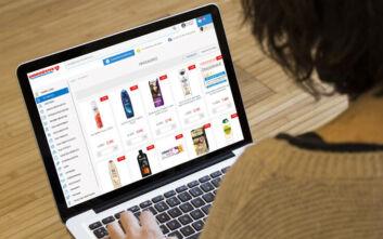 Τα ψώνια του supermarket, με ένα κλικ είναι εδώ για εσένα