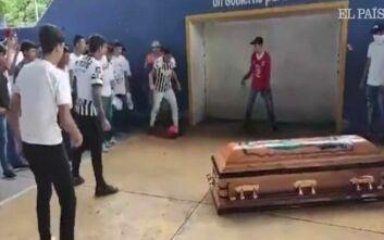Μεξικό: Το συγκλονιστικό τελευταίο γκολ του Αλεξάντερ