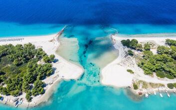 Ανησυχητική έρευνα δείχνει κίνδυνο διάβρωσης των ακτών σε δυτική Χαλκιδική, Θερμαϊκό και Πιερία