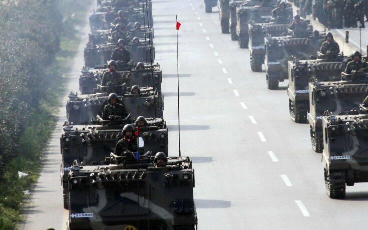 Παναγιωτόπουλος: Συνολική η επιλογή για την αναγκαία αναβάθμιση της αμυντικής βιομηχανίας