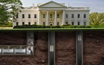 George Floyd: Σε αυτό το καταφύγιο φυγαδεύτηκε ο Τραμπ την ώρα των ταραχών