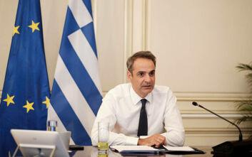 Μητσοτάκης: Η ΕΕ να στείλει αυστηρό μήνυμα στην Τουρκία - Η Ελλάδα δεν θα δεχθεί παραβίαση της κυριαρχίας της