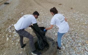 WE SEA MORE: Ένα καινοτόμο εγχείρημα για την ανίχνευση, καταγραφή και τη συλλογή των θαλάσσιων απορριμμάτων