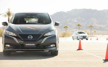 Ισχυρή απόδοση και άνεση με το e-4ORCE της Nissan