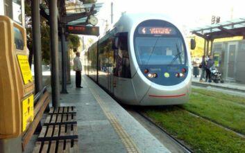 Στάση εργασίας σε τρένα και τραμ την Πέμπτη