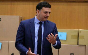 Κικίλιας: Να συνεχίσουν οι πολίτες να τηρούν τα μέτρα προστασίας για τον κορονοϊό