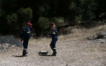 Υμηττός: Σηκώθηκε drone για τον αγνοούμενο - Φωτογραφίες από την επιχείρηση