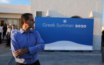 Συμφωνία Ελλάδας με τον Όμιλο TUI Sebastian Ebel - «Στόχος είναι να φέρουμε περίπου 1,5 εκατ. τουρίστες»