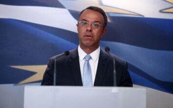 Σταϊκούρας: Στα μέσα Οκτωβρίου το εθνικό στρατηγικό σχέδιο για το Ταμείο Ανάκαμψης