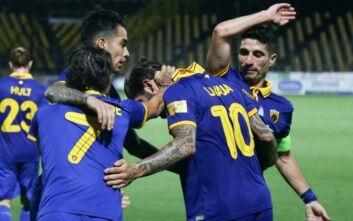 Πρόκριση-θρίλερ στον τελικό κυπέλλου για την ΑΕΚ, 2-2 με τον Άρη στην παράταση