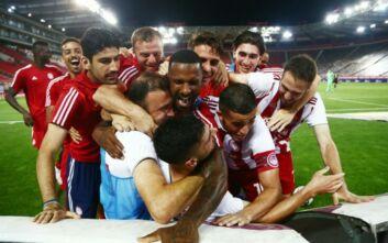 Ο Ολυμπιακός 2-0 τον ΠΑΟΚ, θα παίξει για το νταμπλ στον τελικό του κυπέλλου με την ΑΕΚ