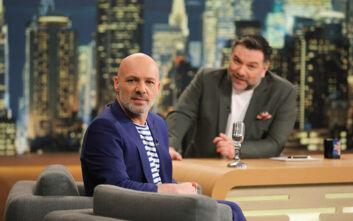 The 2Night Show: Θα καταφέρουν Νίκος Μουτσινάς και Γρηγόρης Αρναούτογλου να μιλήσουν σοβαρά;