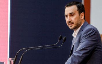 Ευχές από τον Αλέξη Χαρίτση για τα 10 χρόνια του newsbeast.gr