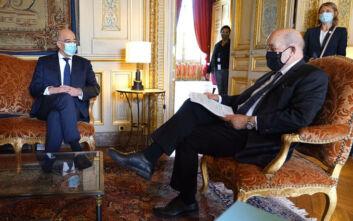 Στο Παρίσι ο Νίκος Δένδιας, στο Συμβούλιο Εξωτερικών της ΕΕ οι τουρκικές προκλήσεις