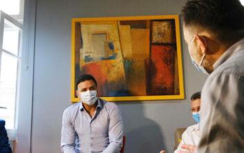 Κικίλιας: Το υπουργείο Υγείας και οι δομές του στηρίζουν τους μαχητές τής ζωής
