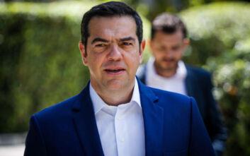 Τσίπρας: Σοβαρή πρόκληση η απόφαση Ερντογάν για την Αγία Σοφία