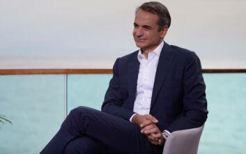 Επίσκεψη εξπρές στη Σαντορίνη θα πραγματοποιήσει ο πρωθυπουργός Κυριάκος Μητσοτάκης