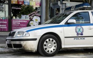 Φωτογραφίες από το Αστυνομικό Τμήμα Νέας Ιωνίας- Δέχθηκε τα ξημερώματα επίθεση με μολότοφ