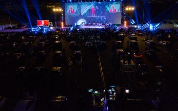 Ξεκίνησε το πρώτο drive in Φεστιβάλ της Γλυφάδας