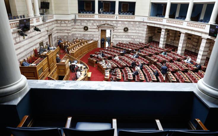 Κατατέθηκαν προς κύρωση οι συμφωνίες της Ελλάδας με Αίγυπτο και Ιταλία για τις ΑΟΖ