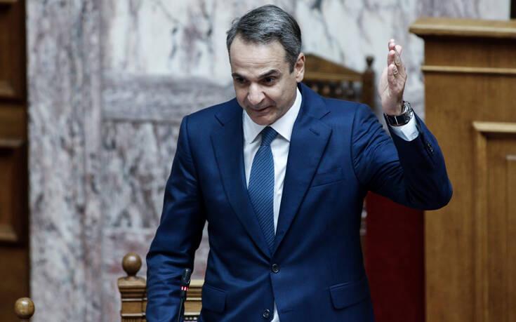 Στο επίκεντρο συνομιλιών Μητσοτάκη-Στάγεχ οι εξελίξεις στην Ανατολική Μεσόγειο