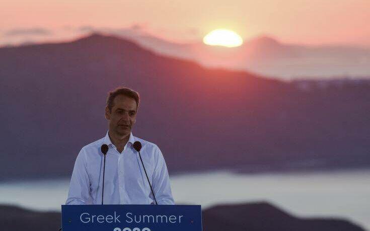 Το «παγκόσμιο ταξίδι» του καλέσματος του Κυριάκου Μητσοτάκη στους τουρίστες