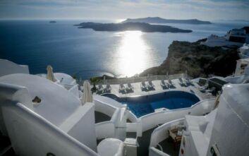 Γερμανική τηλεόραση από την Σαντορίνη: «Ο τουρισμός στην Ελλάδα ξεκινά»